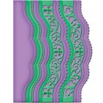 Scalloped Borders Two