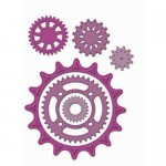 Ножі Sprightly Sprockets, Spellbinders, S5-048