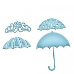 Ножі Umbrella Trio, Spellbinders, IN-035